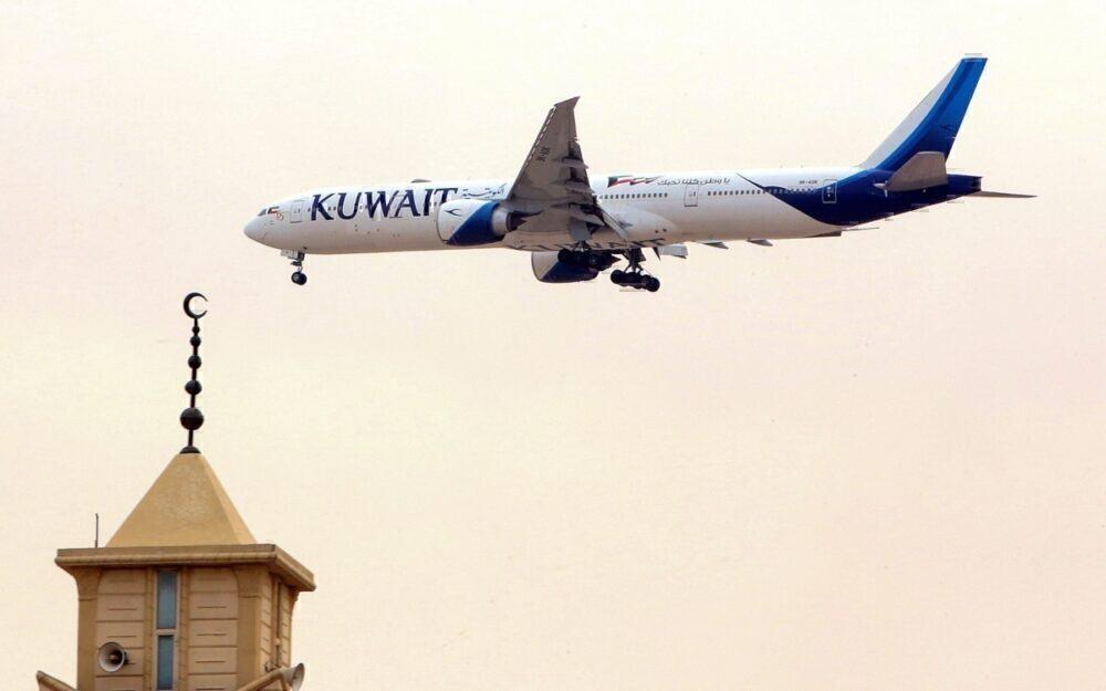 Kuwait Airways Getty Images