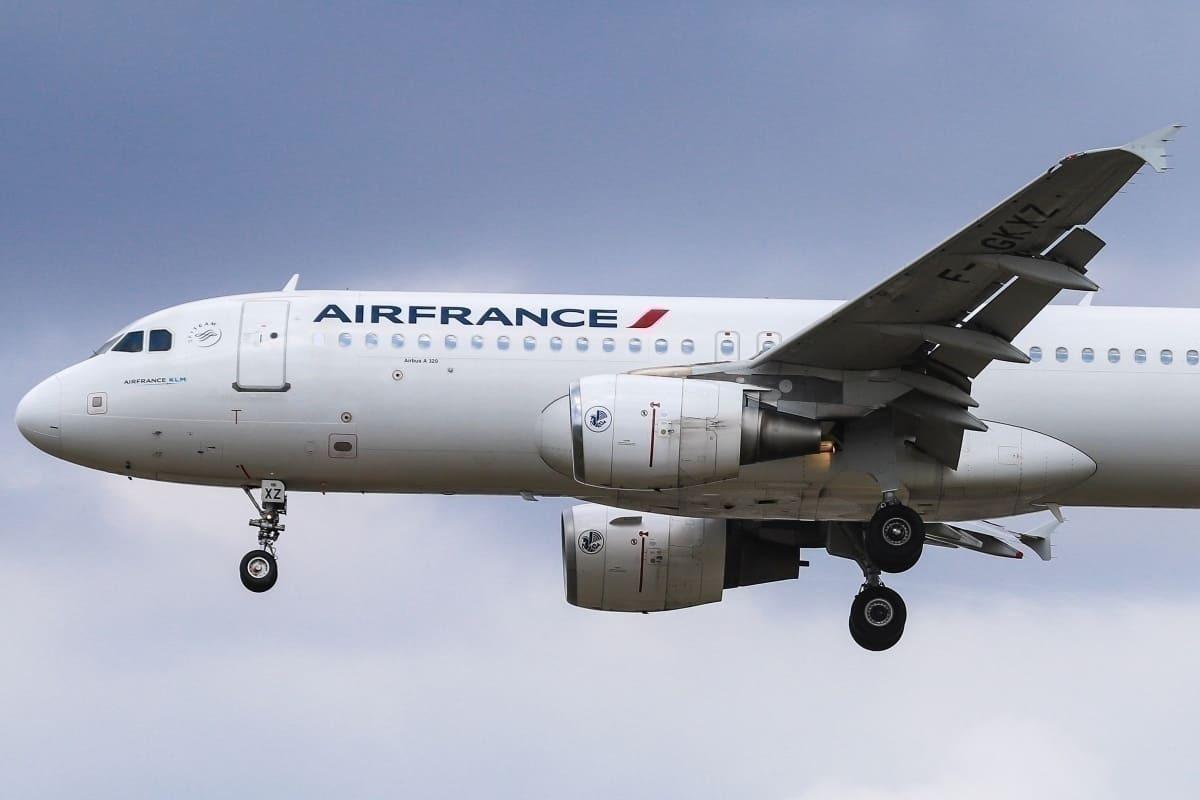 A320 air france getty