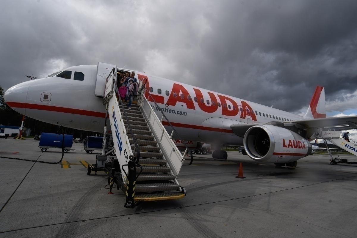 Ryanair, Airbus, Lauda