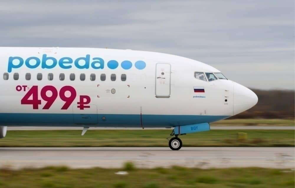 Pobeda Airlines, June Resumption, Domestic Flights