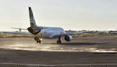 Libyan Airlines aircraft seriously damaged in rocket attack on airport