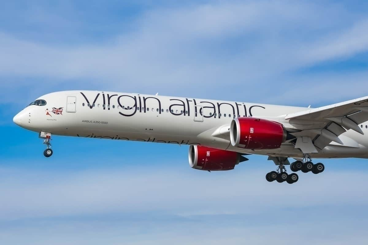 Virgin Atlantic Reveals New Summer 2021 Timetable