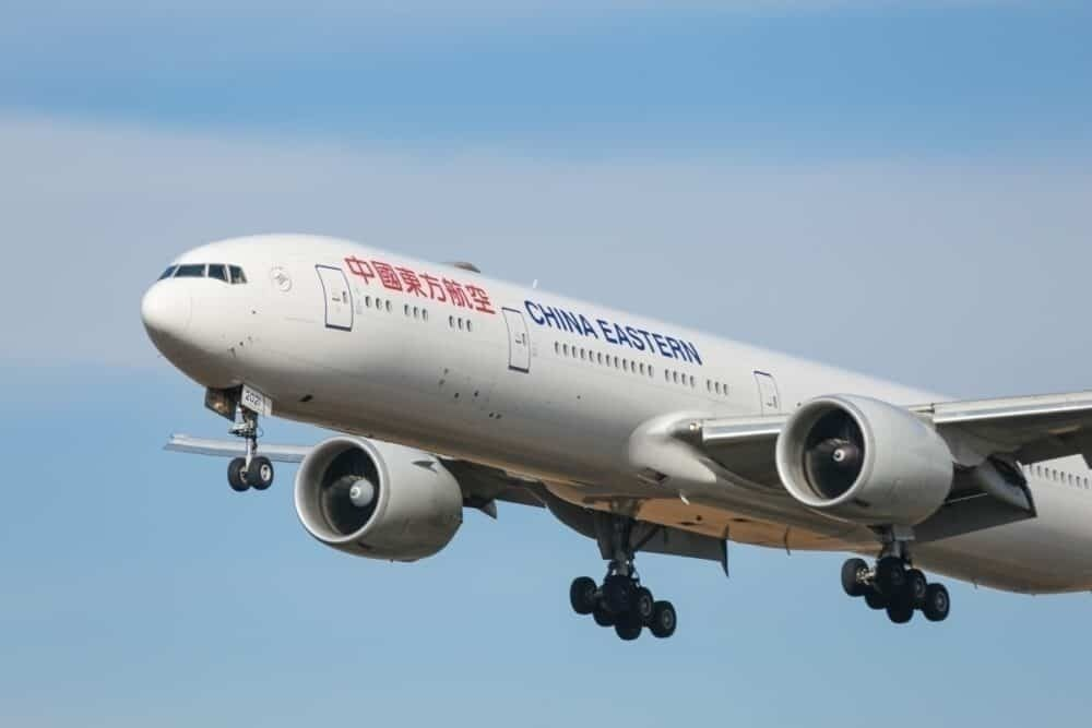 China Eastern Boeing 777 Getty