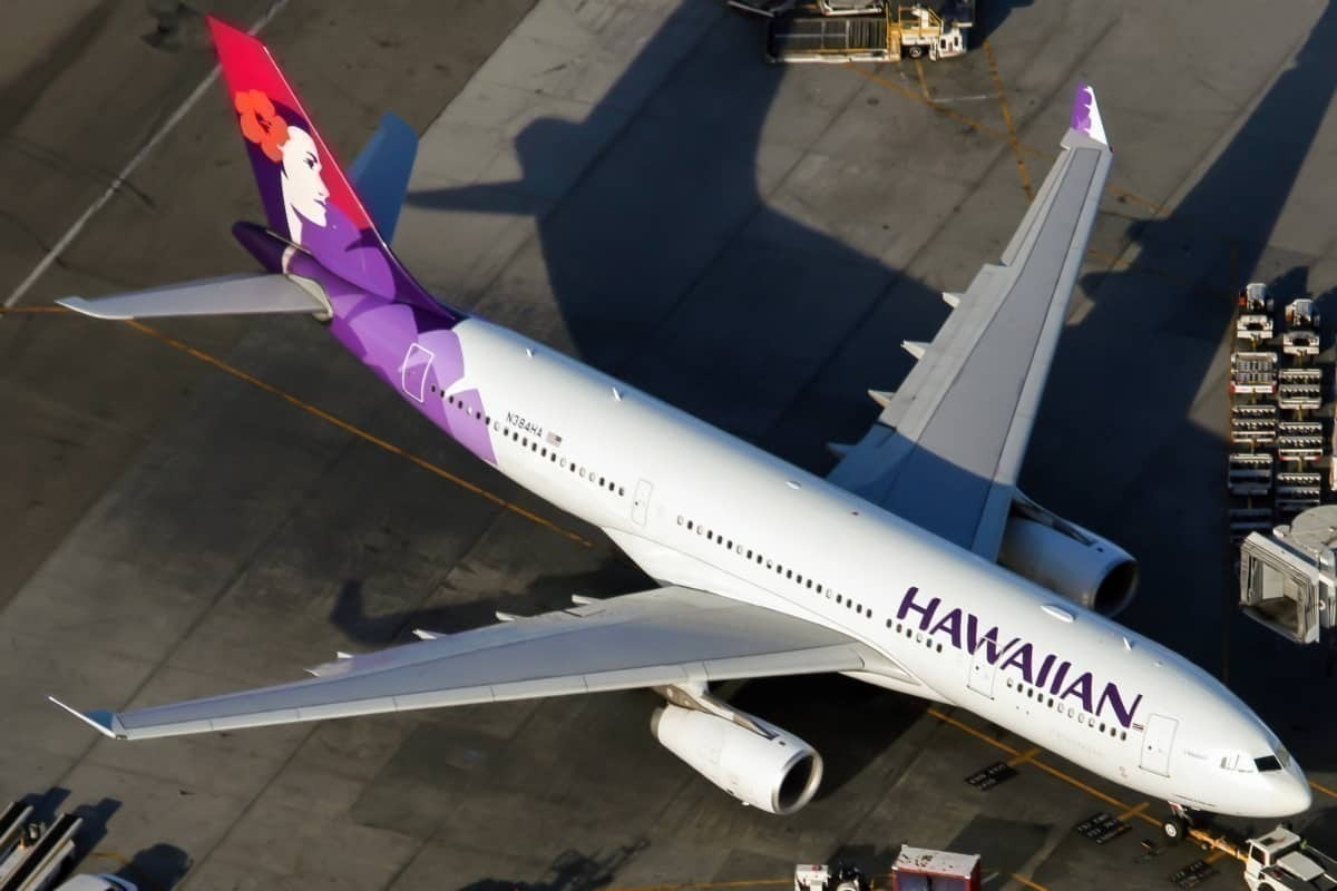 Pent-Up Demand Releases: Hawaiian Airlines Faces Tech Crunch