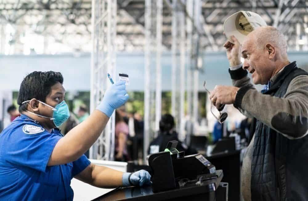 TSA Facemasks