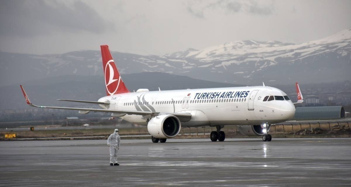 Turkish Airlines recommencing flights from June
