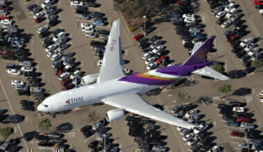 Thai Airways getty