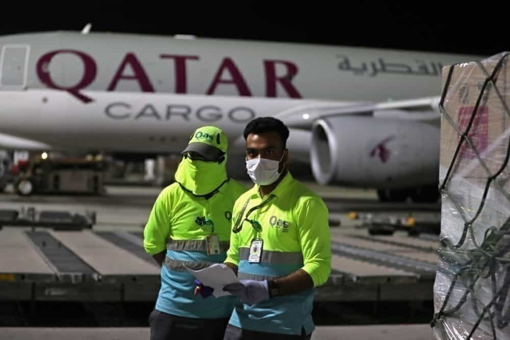 Qatar Airways cargo coronavirus