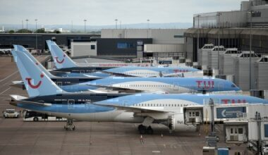 Manchester Airport TUI