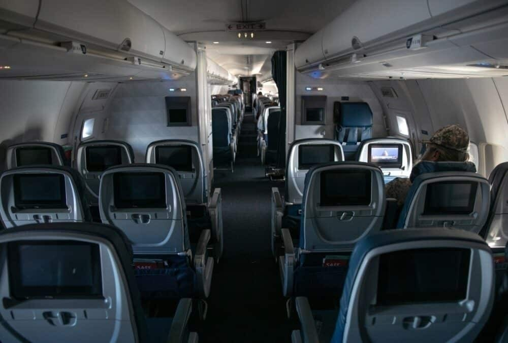 Empty delta plane coronavirus