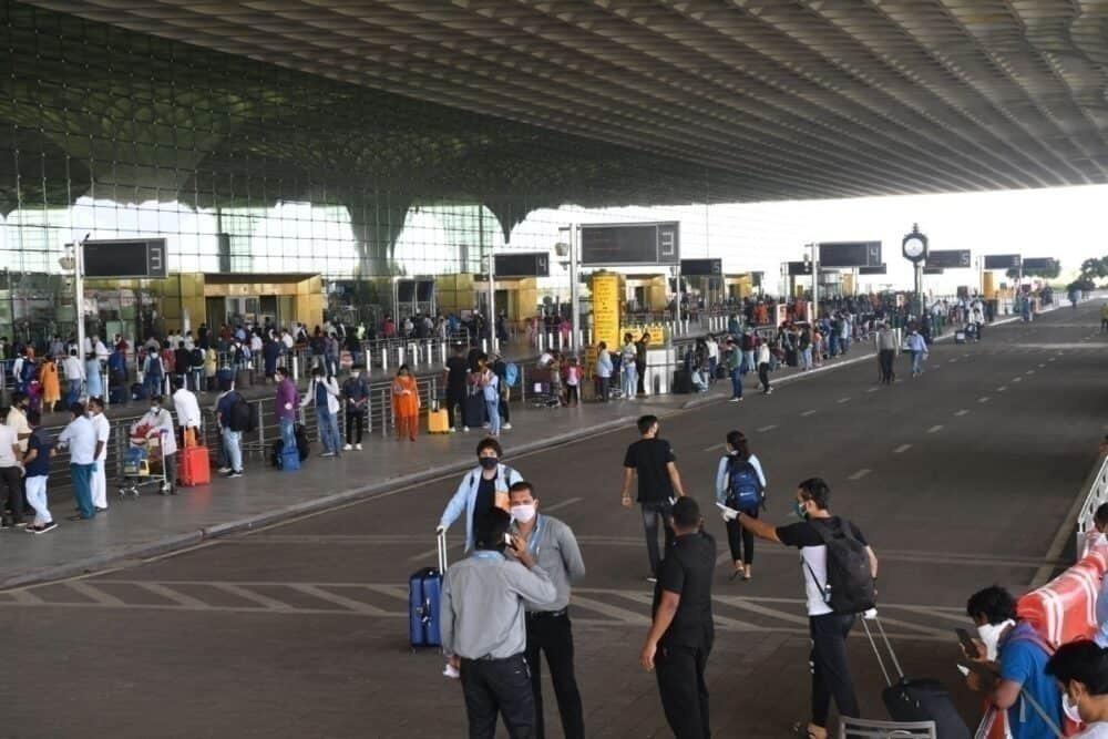 India domestic flight resumption