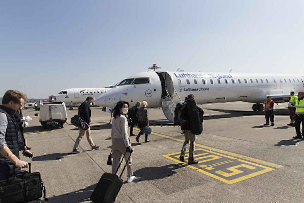 EASA new guidelines travel corona