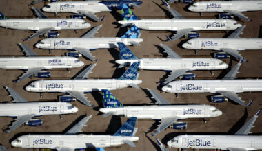 Jetblue grounded planes