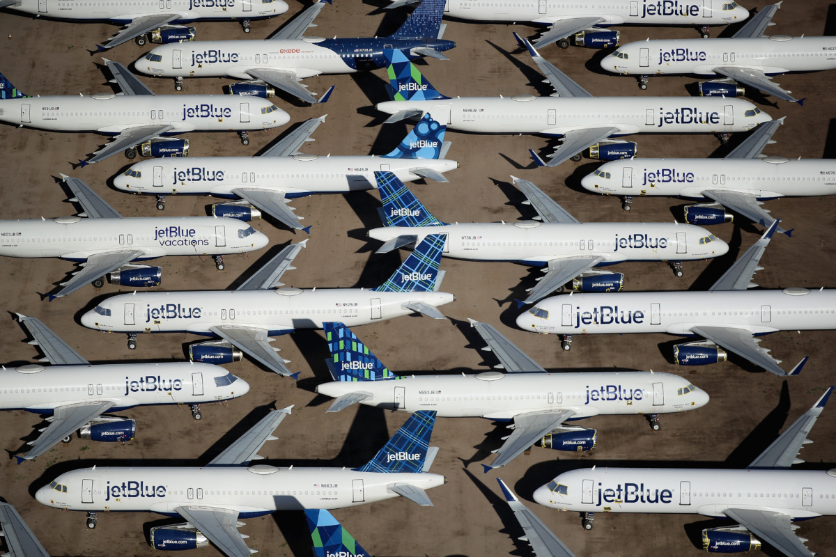 JetBlue's ABC Of Encouraging Passengers To Wear Masks
