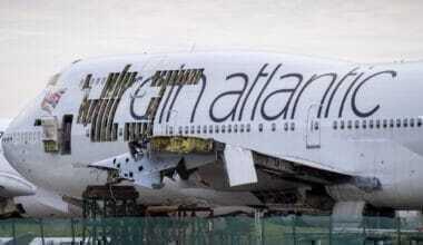 Virgin Atlantic, Boeing 747, The Falcon
