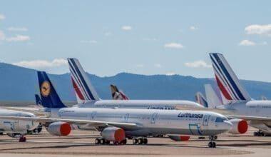 Lufthansa, Airbus A340, Teruel