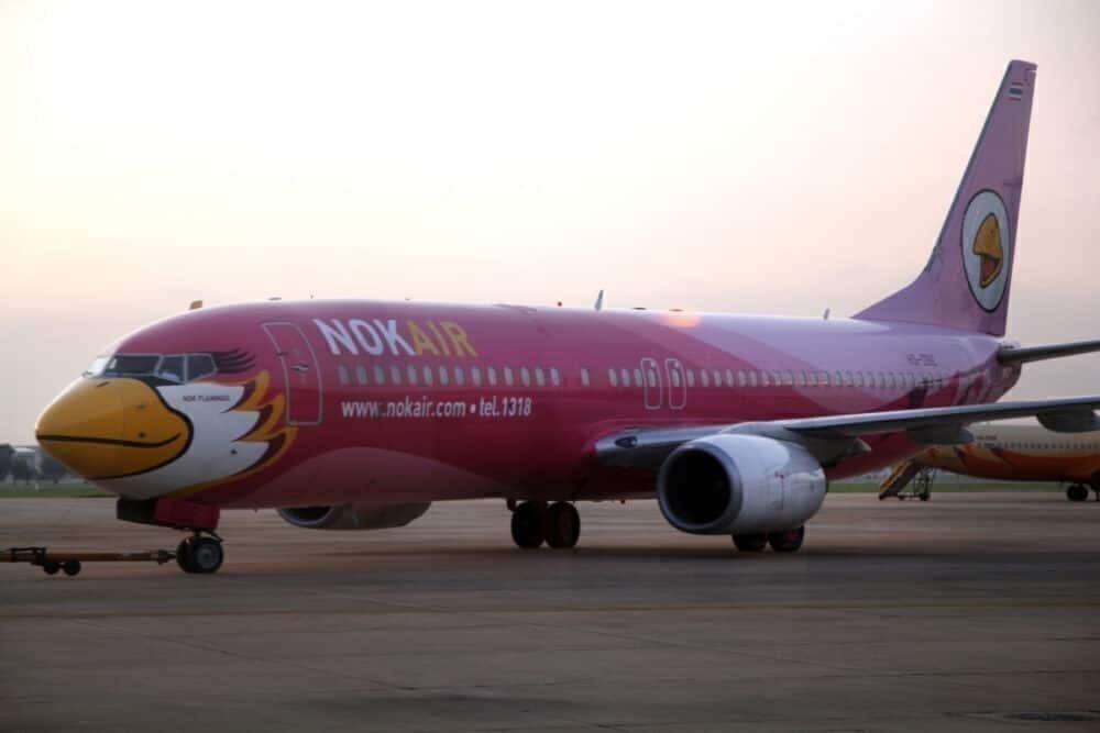 Nok Air aircraft