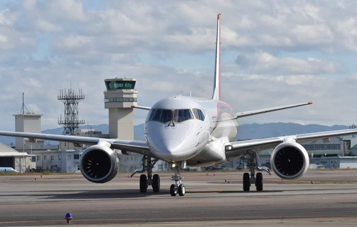 SpaceJet, front view