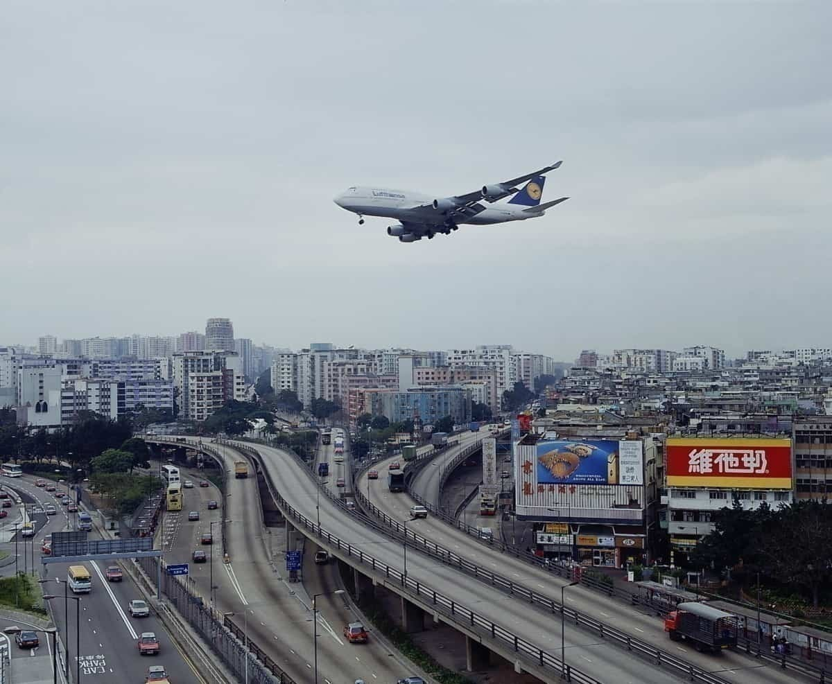 Lufthansa in Taiwan