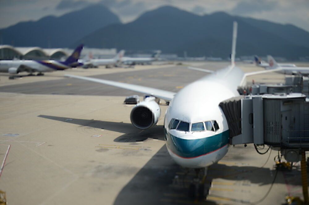 Hong Kong airport allowing transit from June 1st