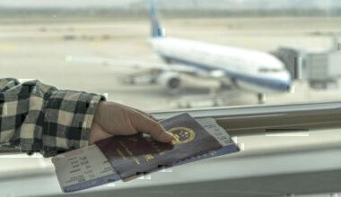 Paper boarding passes