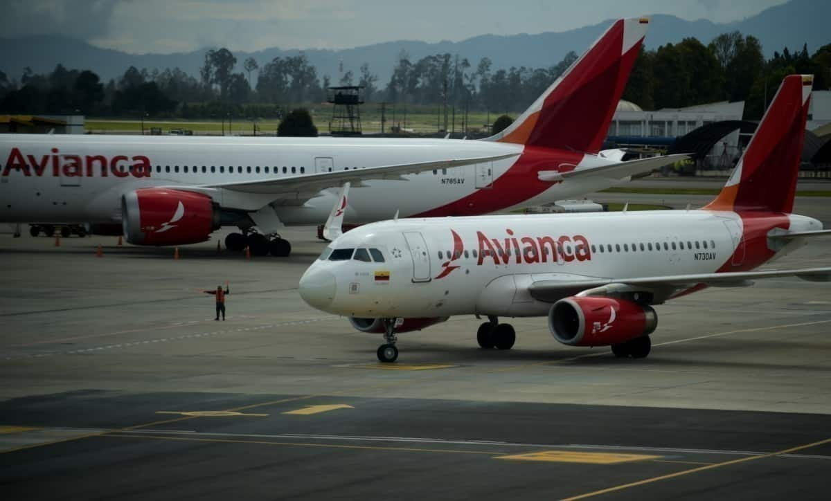 Colombia-International-Flight-Ban