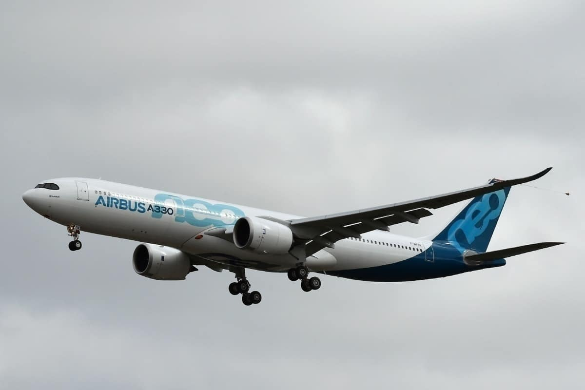 FRANCE-AIRBUS-A330NEO-AVIATION Getty