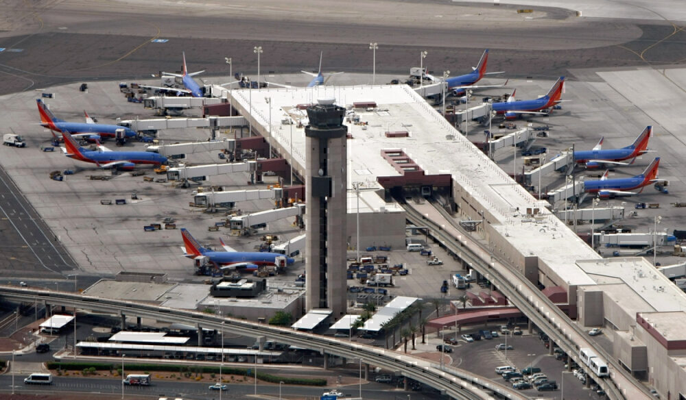 Las Vegas McCarran Airport -Getty