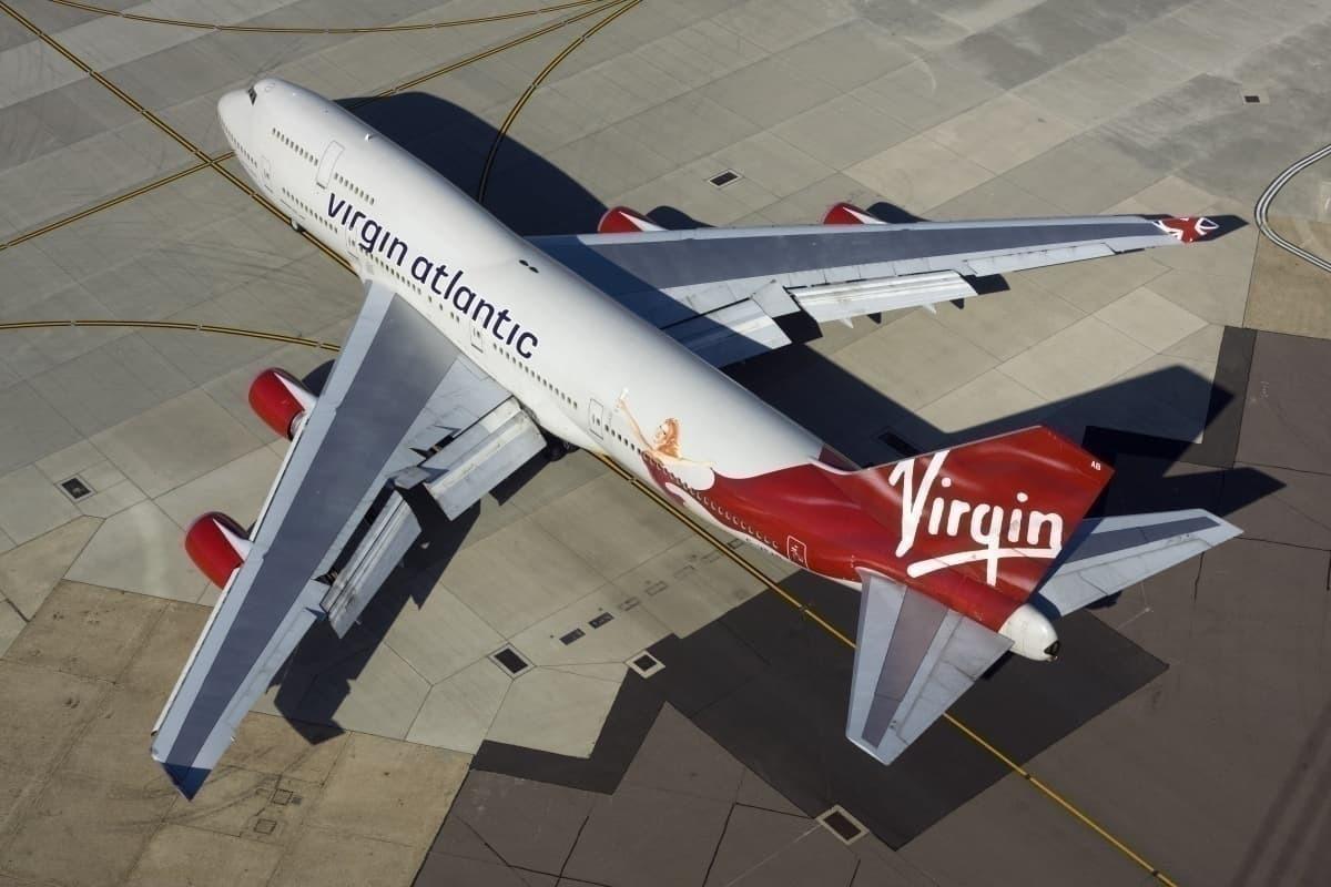 Virgin Atlantic, Boeing 747, Retirement