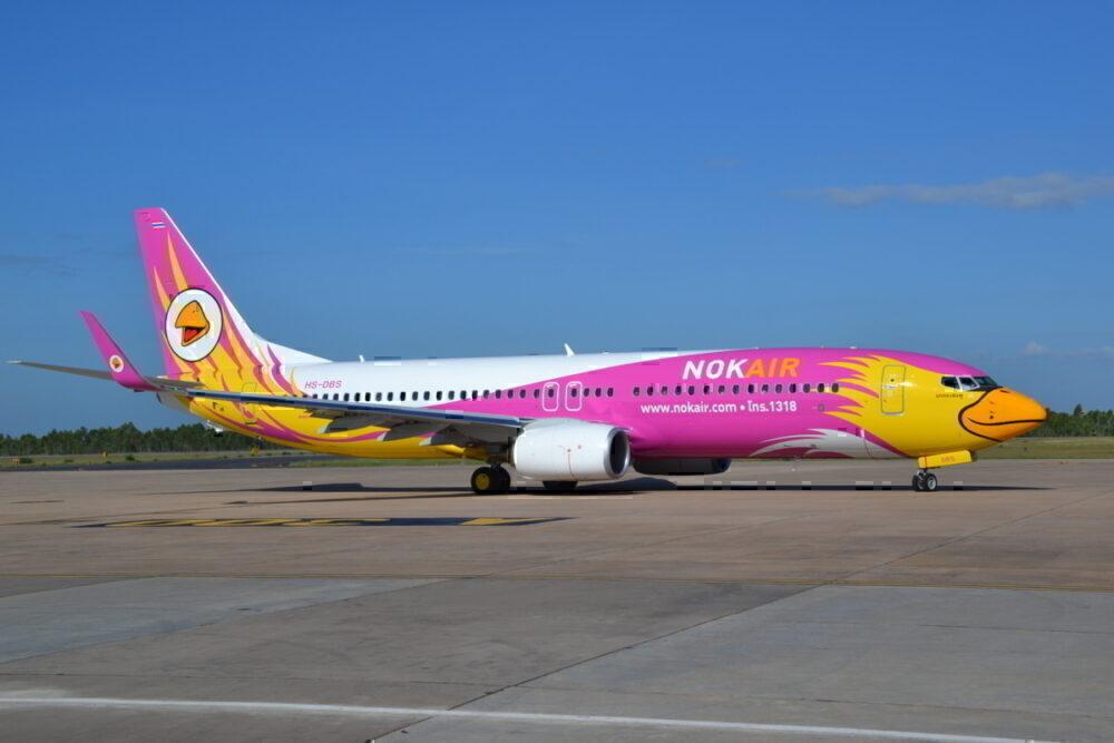 Nok Air 737