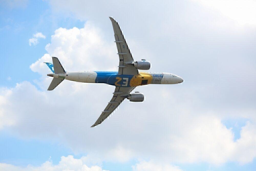 Embraer jet