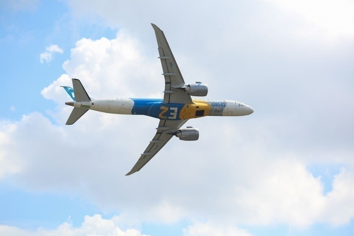 Embraer Looking To Discuss Government Support
