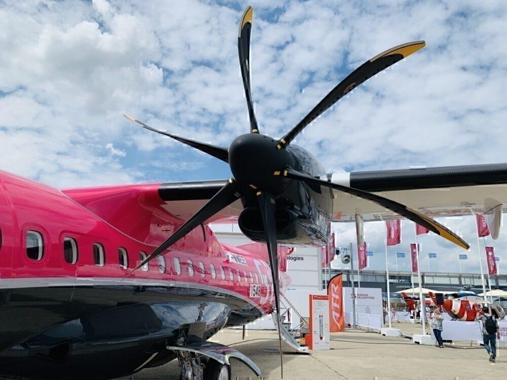 ATR, Production Target, 2020