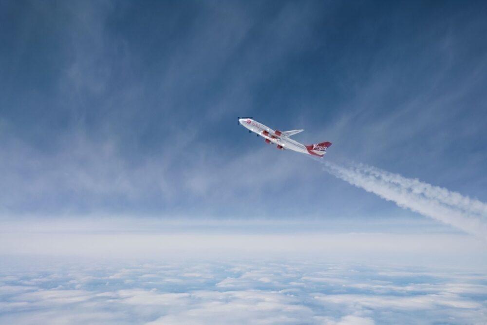 Virgin Orbit First Launch This Weekend – Panasonic To Provide IFC
