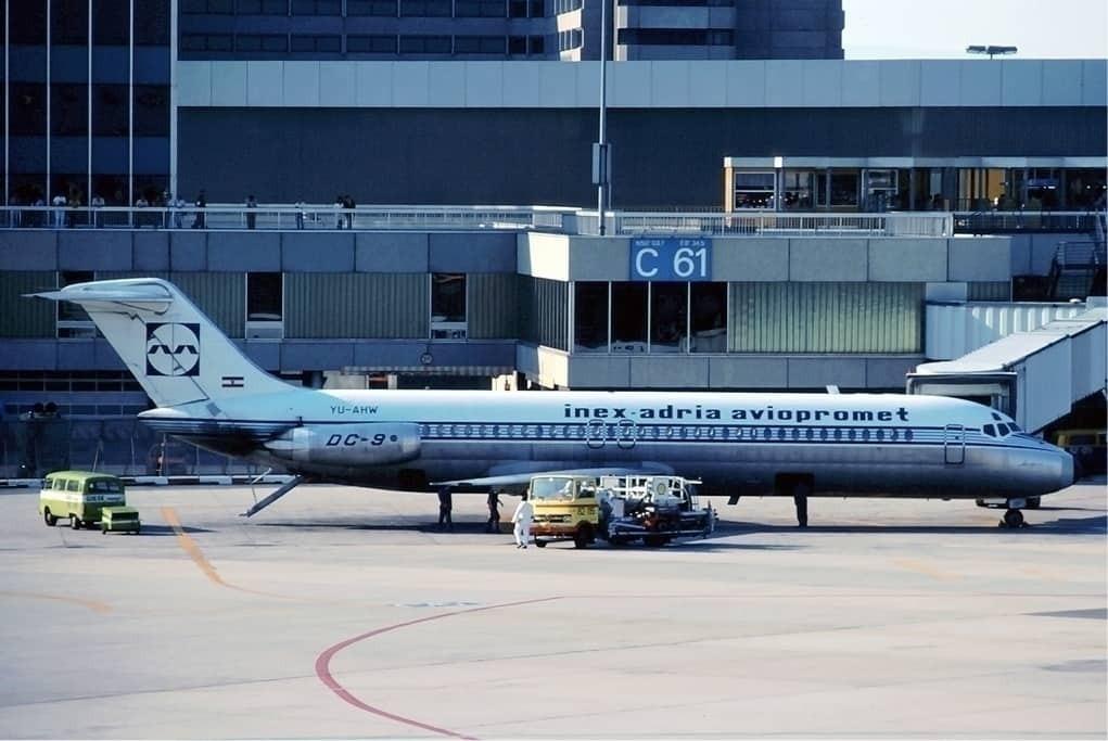 Inex Adria Aviopromet