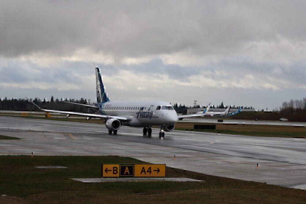 Alaska E175