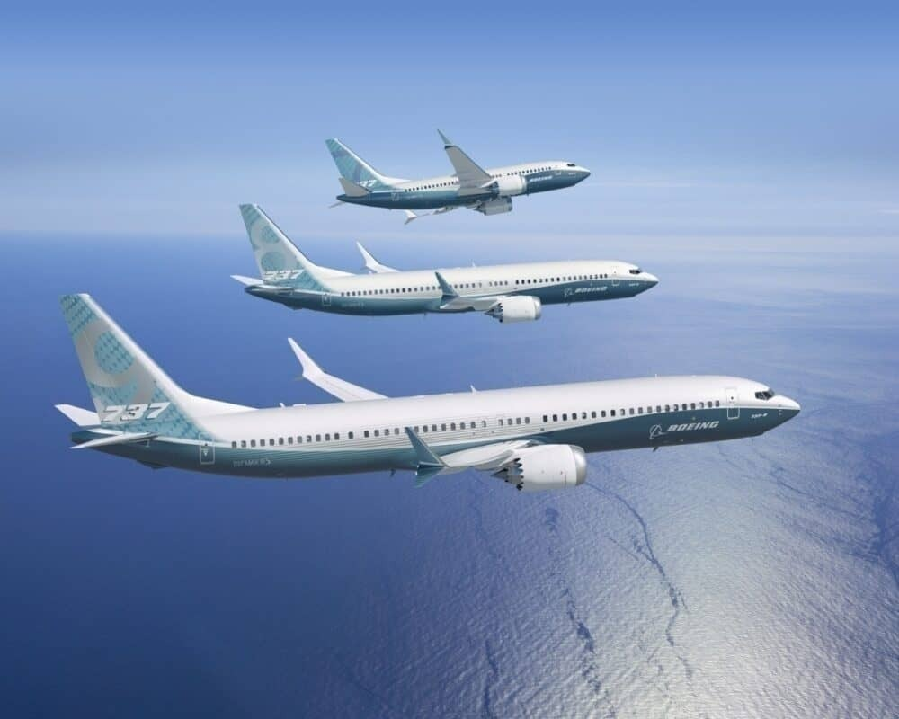 The Boeing 737 The Original Classic Ng And Max What S The Difference Simple Flying