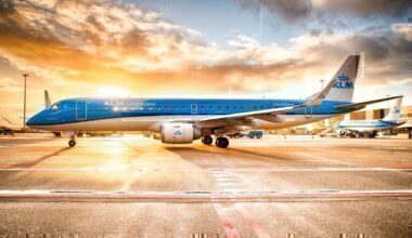 Face mask mandatory on KLM flights as from 11th May. Photo: KLM