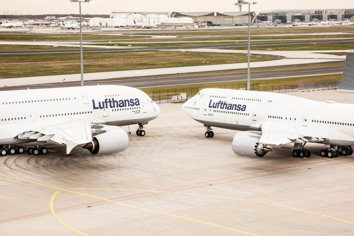 Lufthansa Looks To Divide Widebody Fleet By Aircraft Type