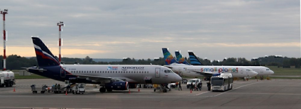 Flights will resume gradually at Vilnius Airport to destinations approved by Lithuanian government. Photo: Wikimedia