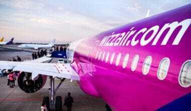 Wizz Air, Larnaca Base, Luton Routes