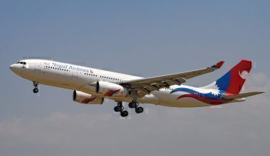 Nepal Airlines A330-200