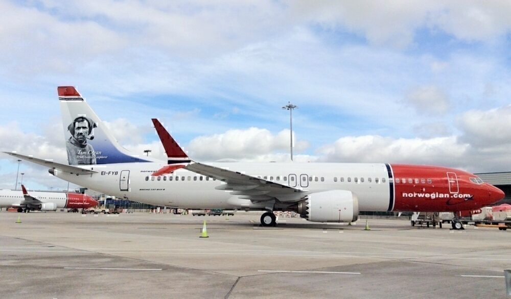 Norwegian, Q1 results, Loss