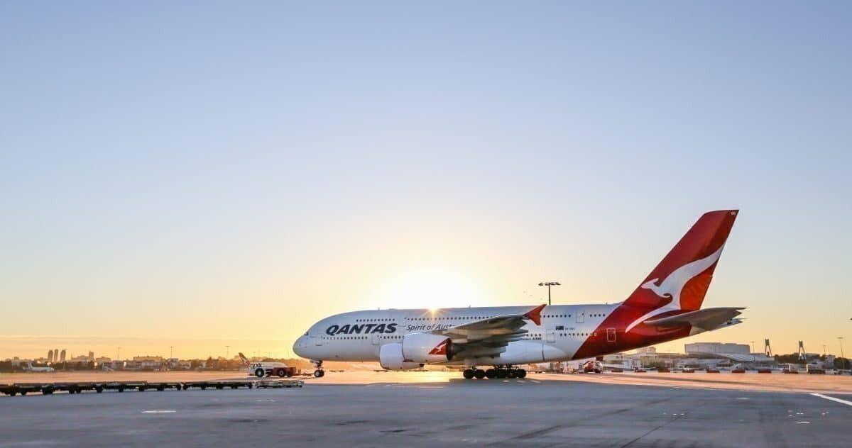 Qantas May Reduce Its Airbus A380 Fleet