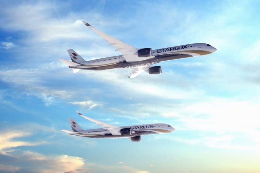 Starlux Airlines, Relaunch Flights, Airbus A321