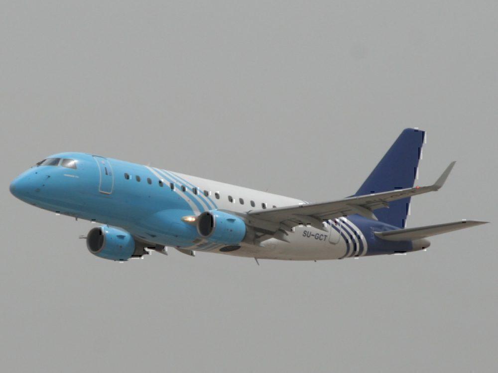 Embraer 170 Air Sinai
