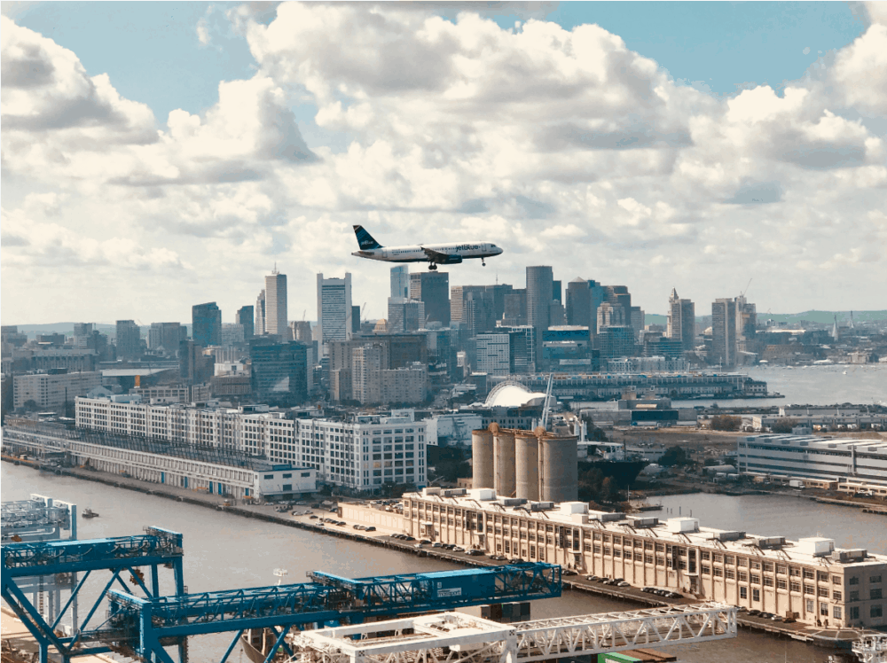 JetBlue Boston