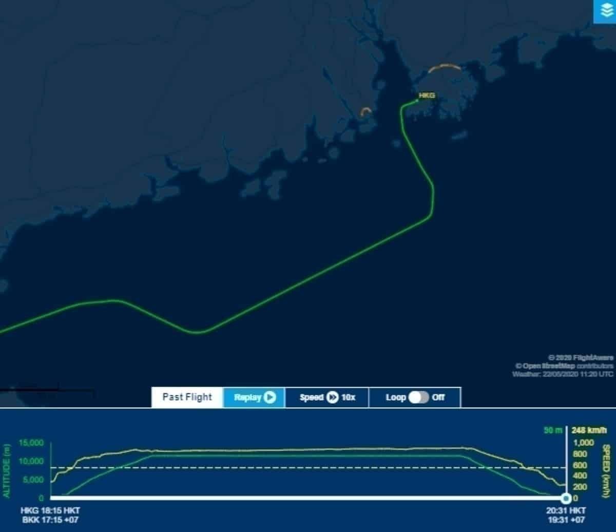 A330-MD11-Lost-Separation-Hong-Kong