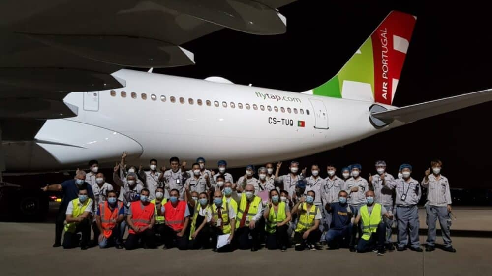 TAP Portugal A330 neo