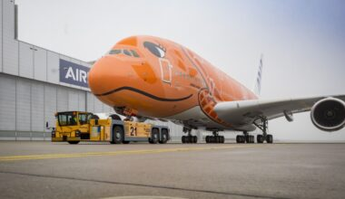 ANA Airbus A380